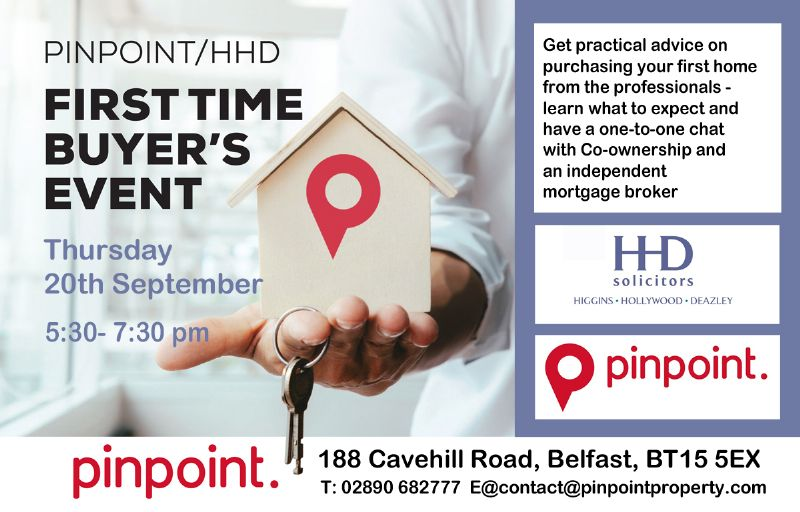 Pinpoint/HHD First Time Buyer Evening