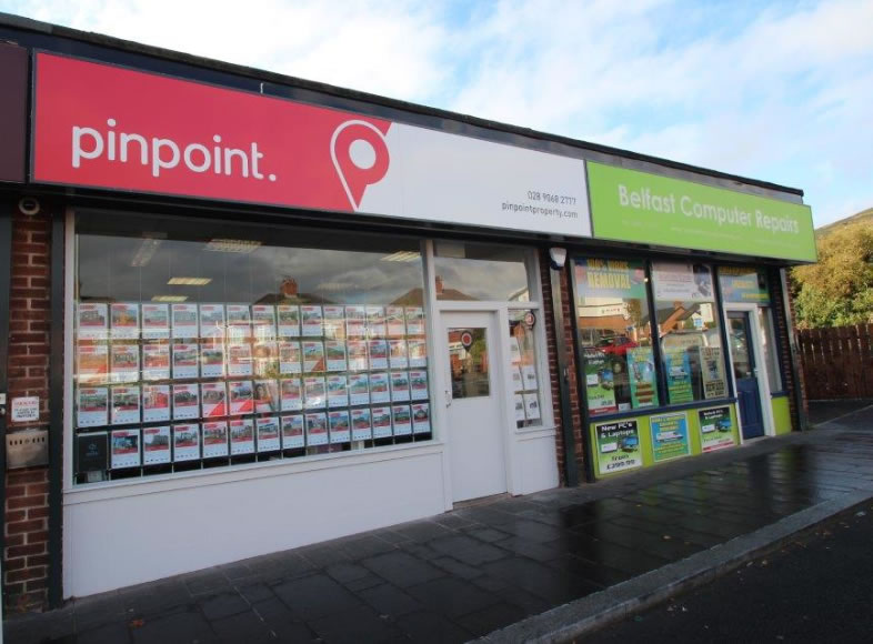 Pinpoint (North Belfast)