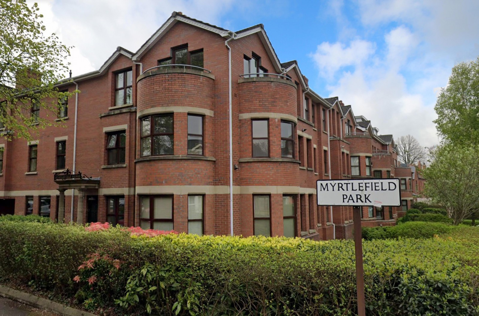 9 Myrtlefield Manor, Myrtlefield Park, Lisburn Road, Belfast, BT9 6NE