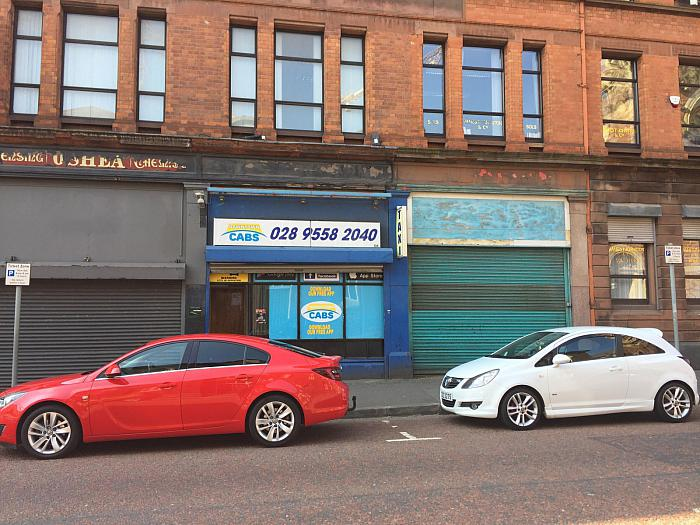 Downtown Cabs, 134 Donegall Street, , Belfast, BT1 2GY