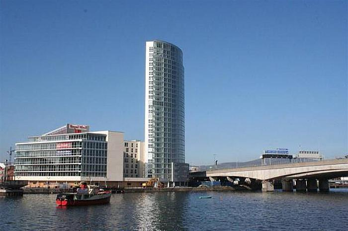 Apt 4.07 The Obel, 62 Donegall Quay, Belfast, BT1 3NG, Belfast