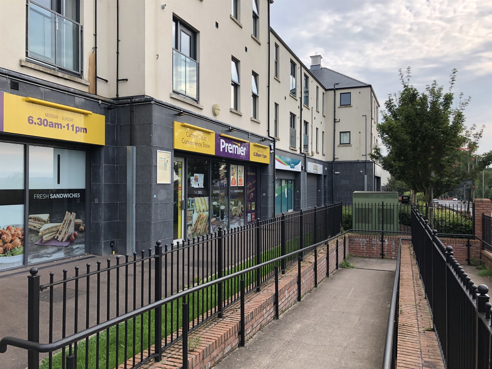 Unit 8a, Caffrey Court, Belfast, BT11 8RH