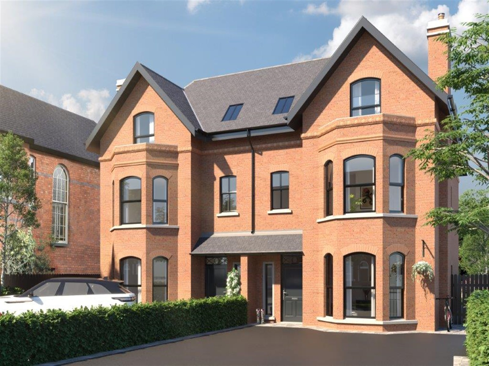 Four/Six Bedroom Option, Brenndarragh, 47a&B Derryvolgie Avenue, Malone Road, Belfast, BT9 6FP