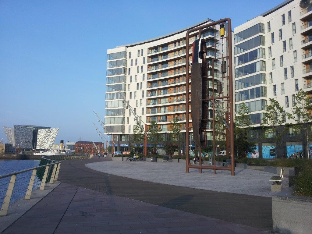 Apartment @The Arc (Block 6), Queens Road, Belfast, BT3 9FG