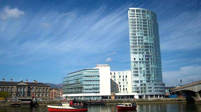 6.07 The Obel, Donegall Quay, Belfast, BT1 3NG, Belfast