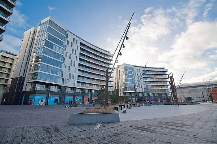 Apartment @ The Arc (Block 7), 2h Queens Road, Titanic Quarter, Belfast, BT3 9FJ, Belfast