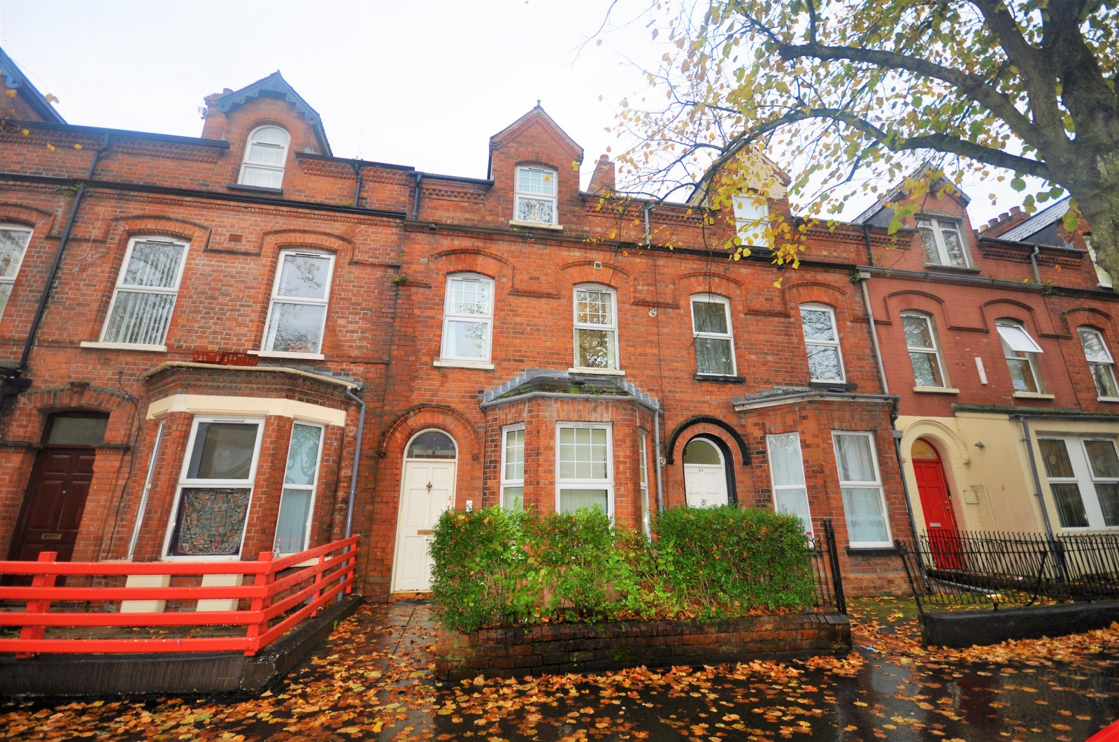 Flat 1, 83 University Avenue, Holylands, Belfast, BT7 1GX