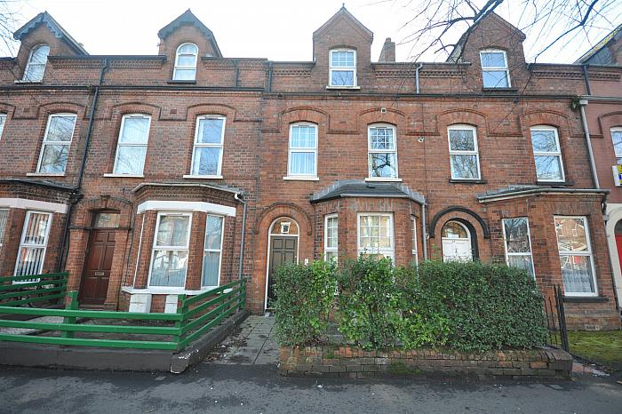 Flat 2, 83 University Avenue, Holylands, Belfast, BT7 1GX, Belfast