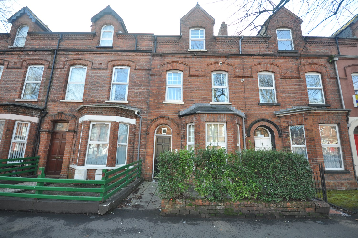 Flat 2, 83 University Avenue, Holylands, Belfast, BT7 1GX