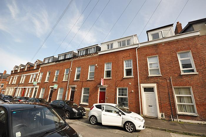 Flat 2, 12 Lawrence Street, Botanic, South Belfast BT7 1LF, South Belfast