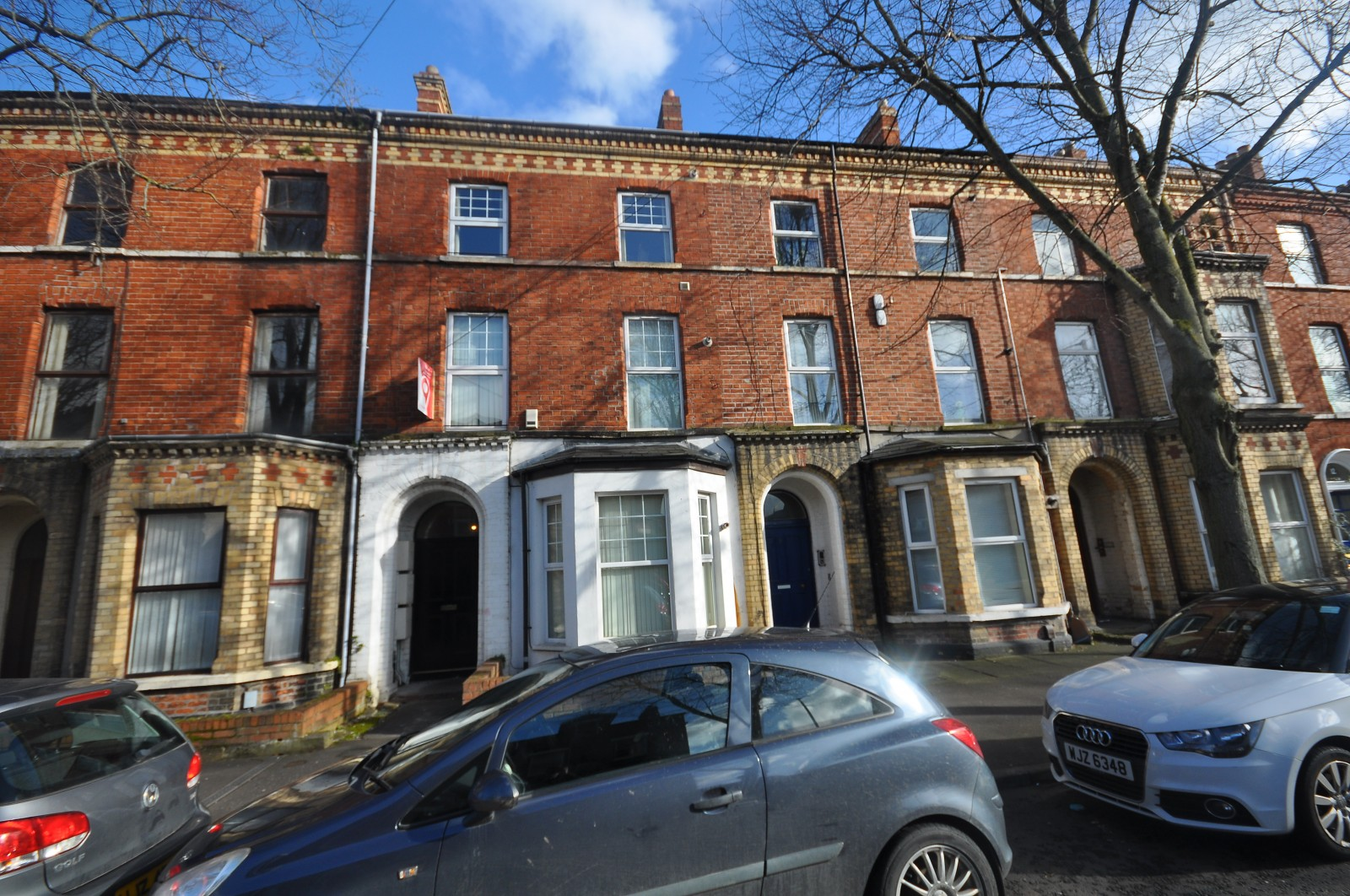Flat 1, 6 Wolseley Street, Botanic, South Belfast BT7 1LG