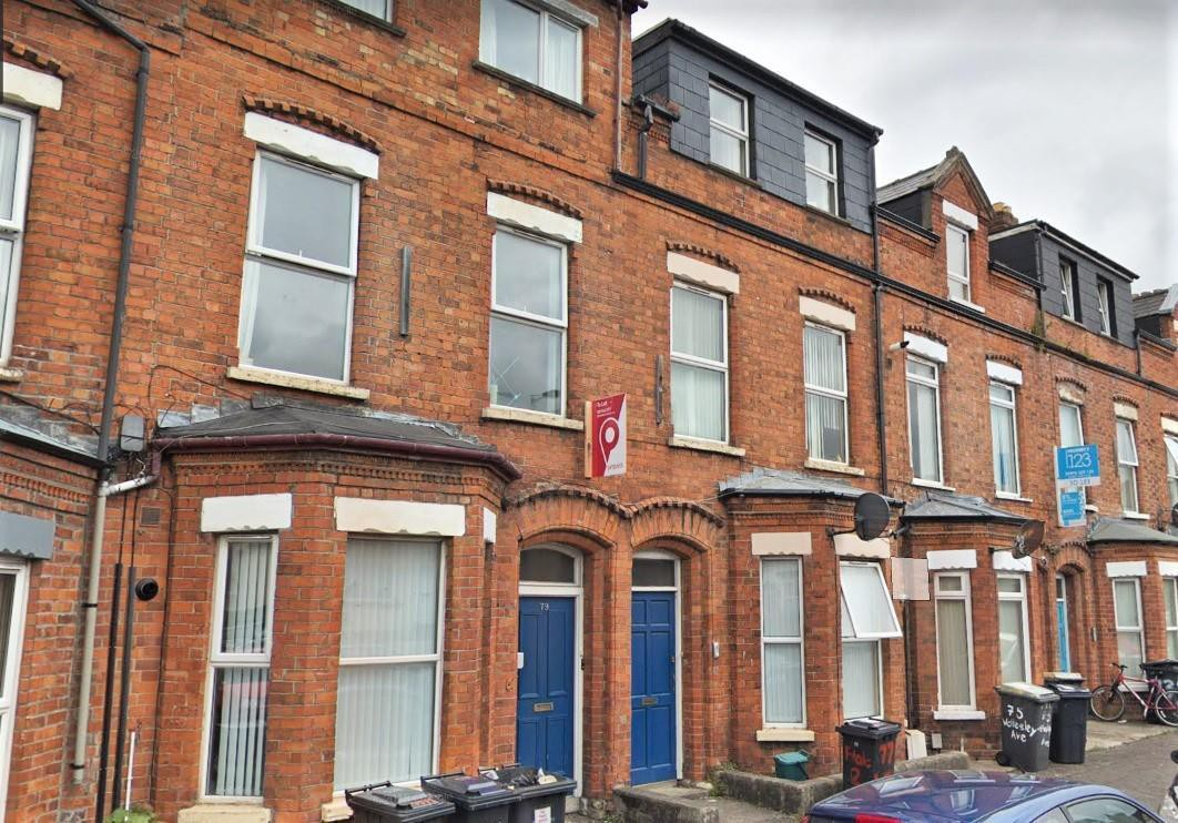 Flat 2, 77 Wellesley Avenue, Malone Road, Belfast, BT9 6DH