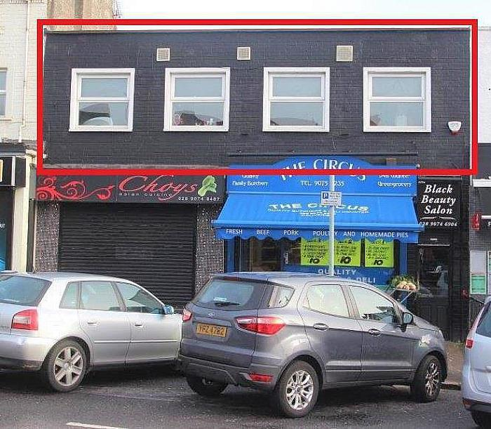 239-241 Cliftonville Road, Oldpark Road, Belfast, BT14 6JU
