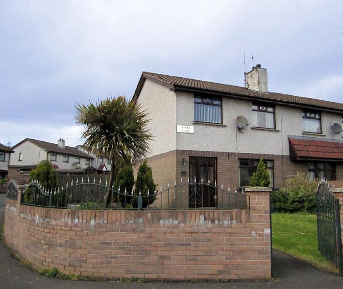 2 Suffolk Close, Suffolk Road, Belfast BT11 9RQ, Belfast