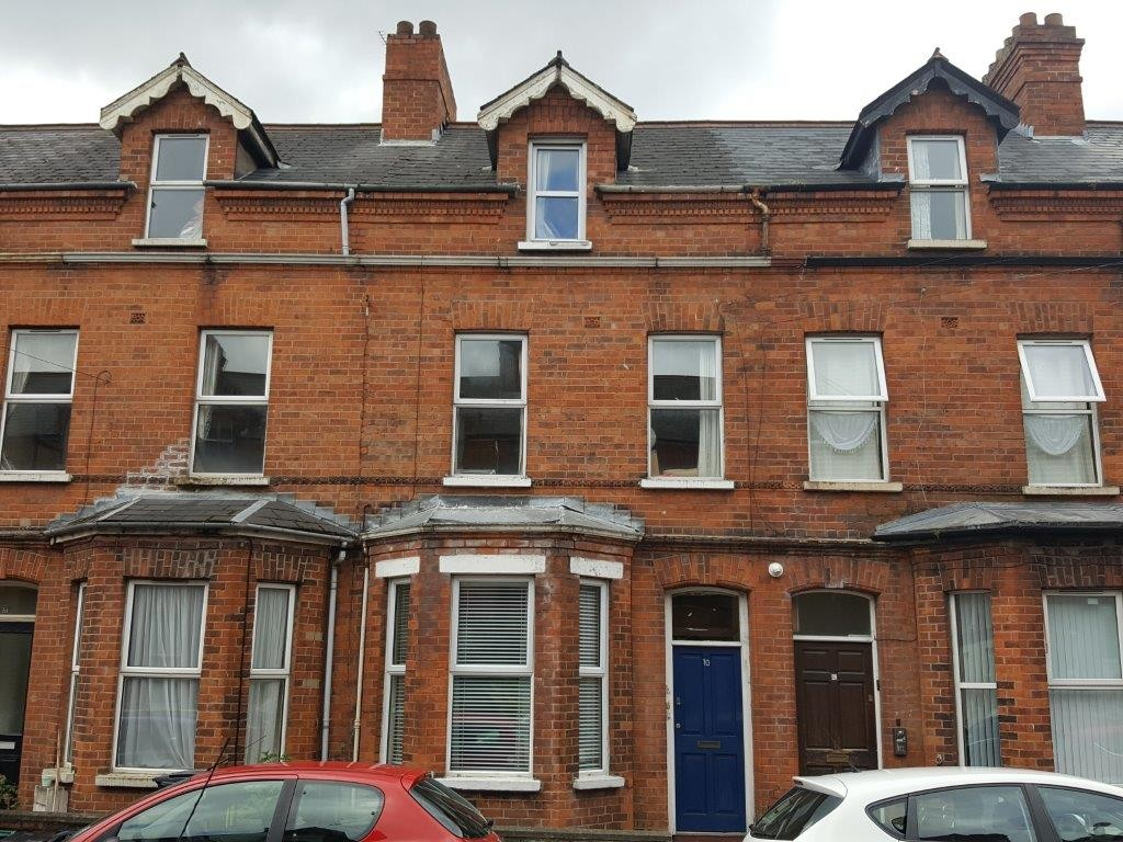 Apt 1, 10 Wellington Park Avenue, Lisburn Road, Belfast, BT9 6DT