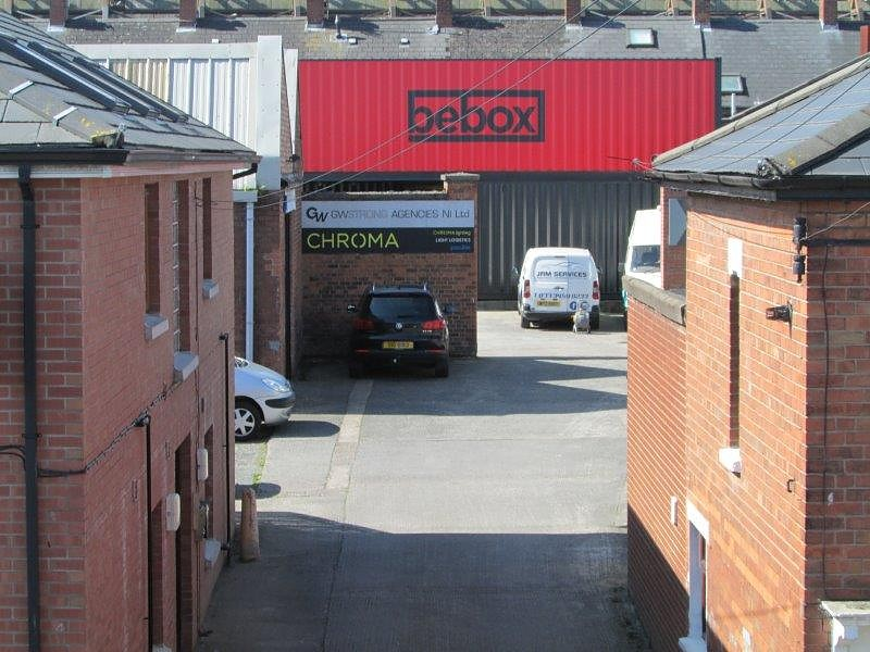 Bebox Business Park, 172h Tates Avenue, Belfast, BT12 6ND