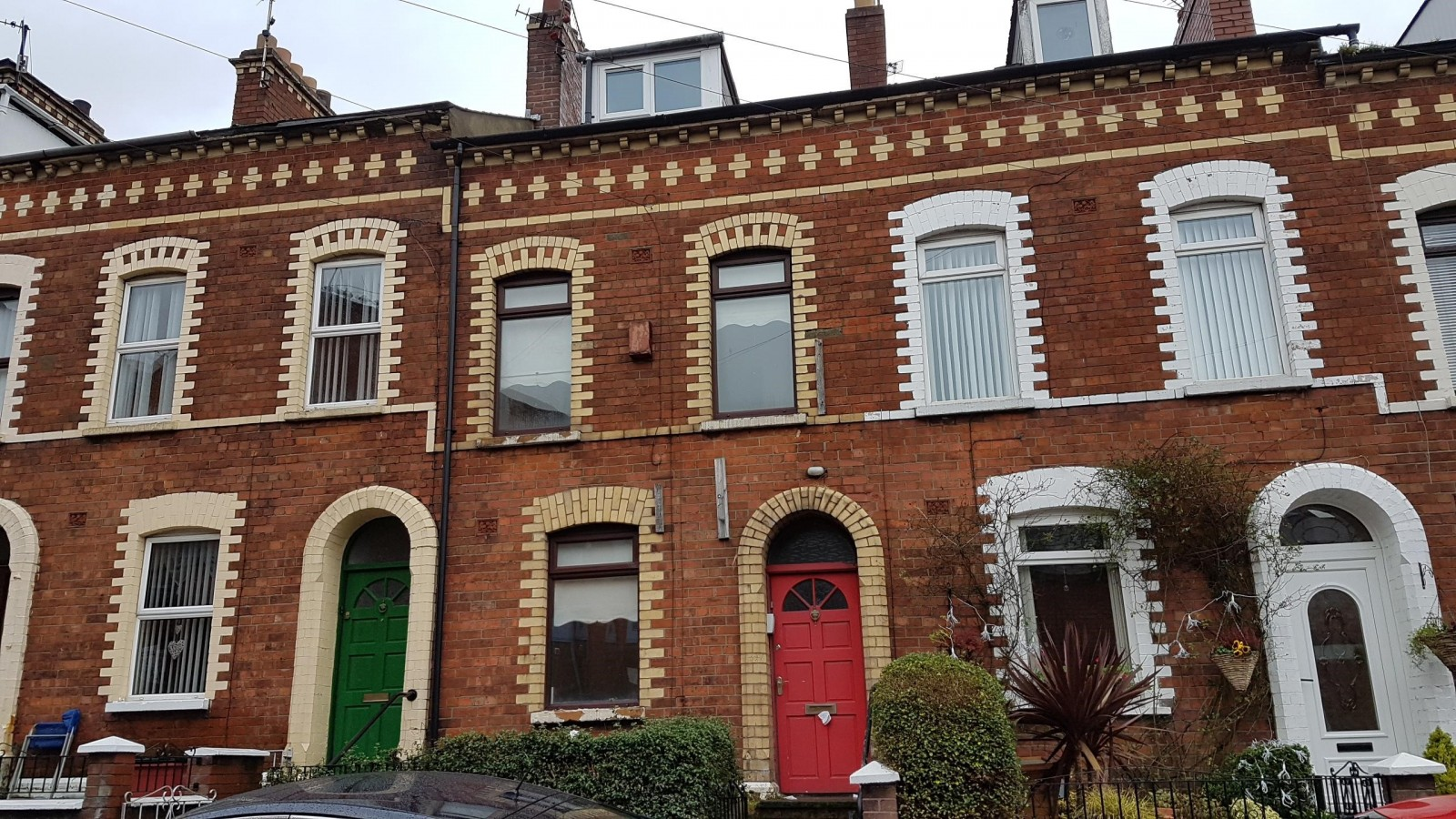 18 Nansen Street, Falls Road, Belfast, BT12 6AT