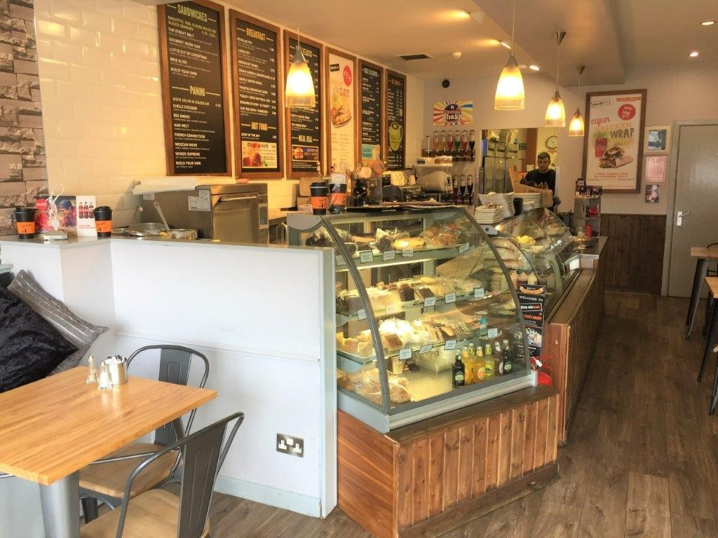 Coffee Shop Business, 402 Upper Newtownards Road, Ballyhackamore, Belfast, BT4 3GE