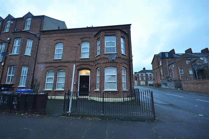 Apt 4 16 Brookhill Avenue, Cliftonville Road, Belfast, BT14 6BS