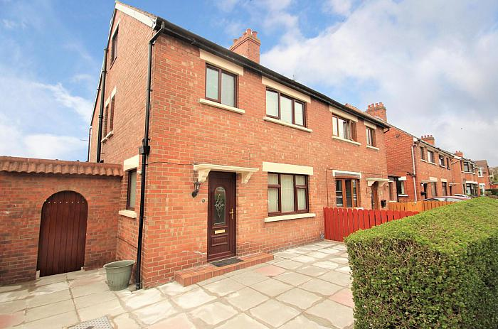 10 Cliftondene Gardens, Oldpark Road, North Belfast, BT14 7PF